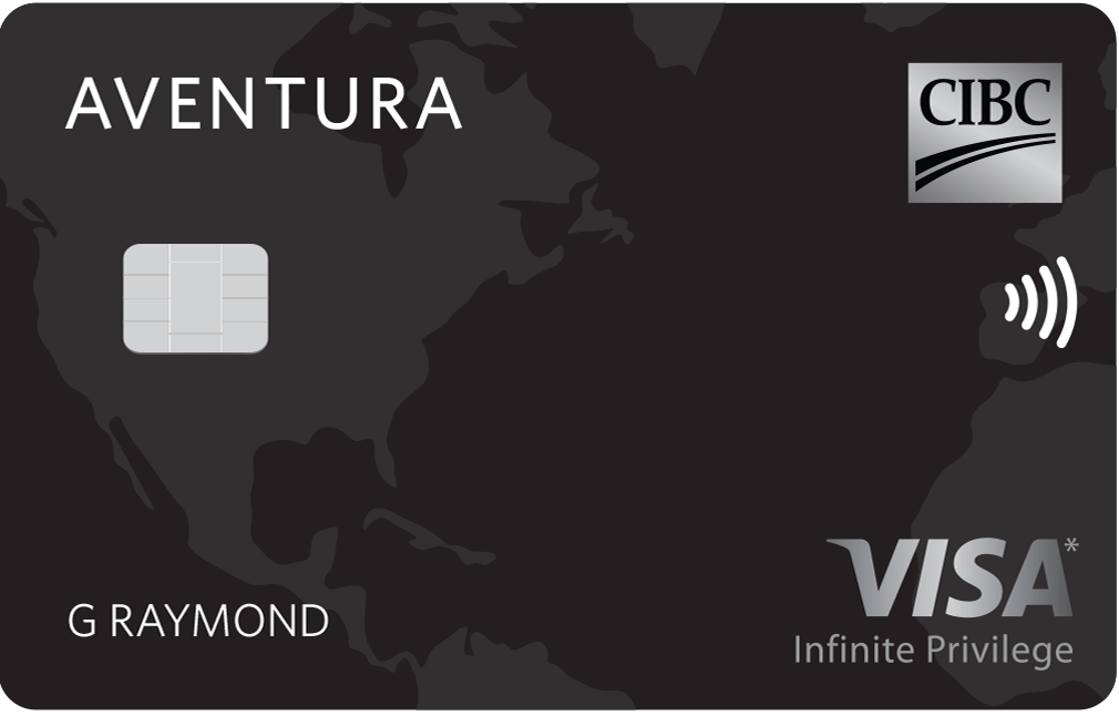 CIBC Aventura® Visa Infinite* Privilege Card